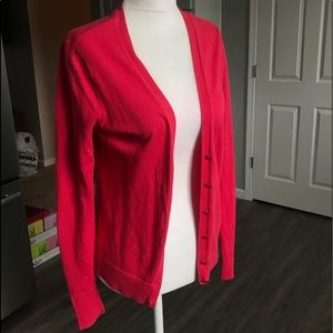 new york and company cardigan size small